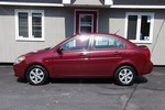 Hyundai Accent fata lateral