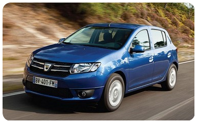 Why the car rental offers for Dacia are so advantageous